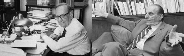 Eugenio Garin, Norberto Bobbio